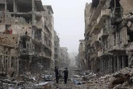 ادعای تدارک ایران برای عملیات در سوریه