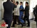 اولین عکس بابک زنجانی در لباس زندان