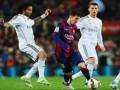 فیلم مسابقه فوتبال رئال مادرید0-4بارسلونا