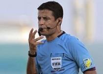 انتخاب علیرضا فغانی بعنوان داور فینال مسابقات باشگاه های جهان