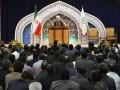 فیلم دیدار رئیس جمهور با کارکنان وزارت اطلاعات