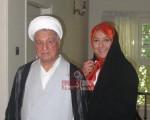 انتشار گسترده عکس جعلی از نوه آیت الله هاشمی رفسنجانی+تصاویر