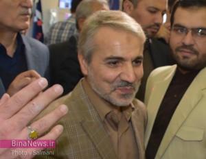 دکتر محمدباقر نوبخت: دل های مردم، رسانه دکتر ظریف