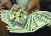 قیمت انواع ارز و سکه در بازار امروز 28 آذر1394