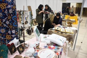 نخستین جشنواره کلاس های آموزشی و نمایشگاه توانمندیهای مشاغل خانگی منطقه آزاد ماکو