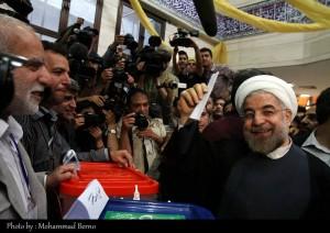 تحليل مثبت كارشناسان و رسانههاي اقتصادي جهان از انتخابات رياست جمهوري ايران و پيروزي دكتر حسن روحاني