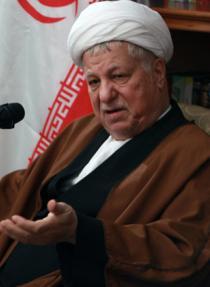 """آیت الله هاشمی رفسنجانی :انتخابات""""نه ملّت""""به مسیر افراطی بود"""