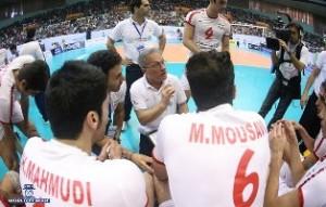 ناظر و داوران مسابقه ایران و ایتالیا معرفی شدند/ملی پوشان والیبال با لباس سفید مقابل ایتالیا