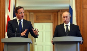 ولادیمیر پوتین: در شگفتم چرا غرب از شورشیان آدمخوار حمایت می کند