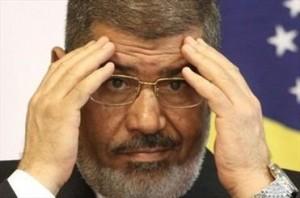خبر فوری: بالاگرفتن تنش ها در مصر/ مرسی از قاهره خارج شد