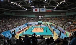 سالن 12 هزار نفری آزادی آماده میزبانی لیگ جهانی والیبال