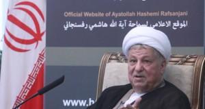آیت الله هاشمی رفسنجانی:قبول قطعنامه نتیجۀ اعتدال امام بود