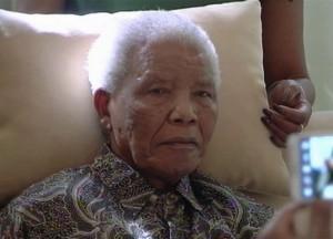 وضعیت سلامت ماندلا پیشرفت چشمگیر داشته است