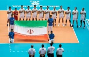 ایران در رده نهم لیگ جهانی والیبال قرار گرفت