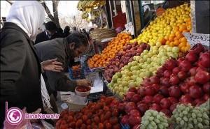 قیمت انواع میوه در سطح شهر