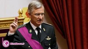 پادشاه جدید بلژیک تاجگذاری کرد