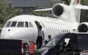 رفع سوءظن از پرواز مورالس, خشم مردم بولیوی
