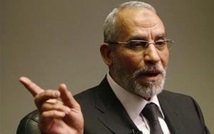محمد بدیع و مبارک امروز محاکمه میشوند