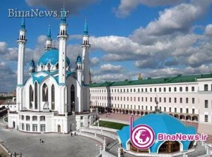 مسجد افسانهاي روسيه