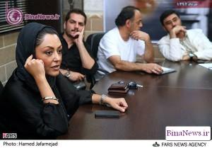 عکسهای نشست خبری سریال مادرانه+12عکس