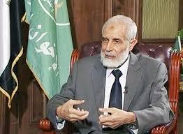 محمود عزت رهبر موقت اخوان المسلمین مصر شد