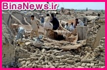 شمار تلفات زلزله پاکستان به 348 نفر رسید