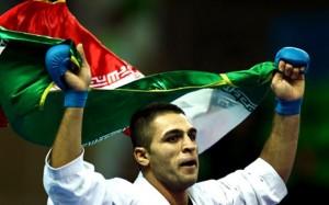 کسب یازده مدال و نایب قهرمانی کاراته ایران در بازیهای کشورهای اسلامی
