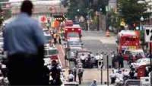 تلاش رسانههای آمریکا در مقصر جلوه دادن مسلمانان در حادثه تیراندازی واشنگتن