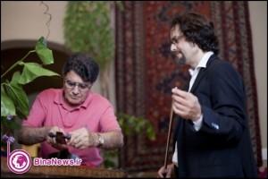 برپایی نمایشگاه سازهای ابداعی محمدرضا شجریان