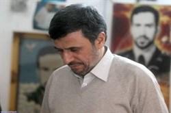 واکنش عجیب احمدی نژاد به گفت و گوی روحانی و اوباما
