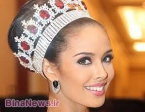 زيباترين دختر جهان در سال2013 انتخاب شد+عكس