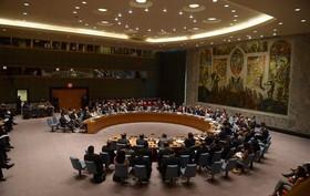 نشست اعضای دائم شورای امنیت