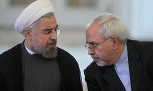 ظريف: مكالمه دکتر روحاني با اوباما و ديدار طولاني من با جان كري نابجا بود