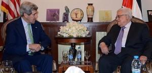 کری: عباس تشکیل کشور فلسطین بدون ارتش را پذیرفت