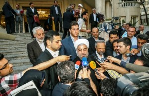دکتر روحانی : باید جای خالی لابی ایران را در آمریکا پرکنیم