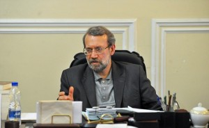 لاریجانی: ایران میتواند ثابت کند دنبال سلاح هستهای نیست