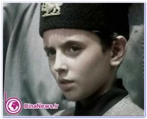 عکسی از اولین حضور لیلا حاتمی در سینما