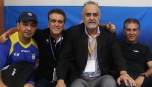 شش بازی دوستانه برای تیم ملی تا شروع جام جهانی
