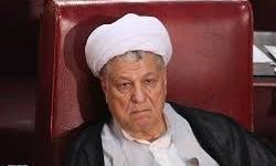 شعار «مرگ بر آمریکا» سخنرانی هاشمی در کرمانشاه را قطع کرد