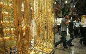 افزایش قیمت طلا و دلار؛12آبان1392