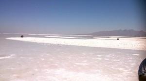 برآورد 6 میلیارد تن نمک در دریاچه ارومیه