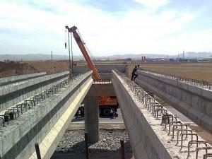 توسعه پروژه های عمرانی بسیج در منابع طبیعی آذربایجان غربی
