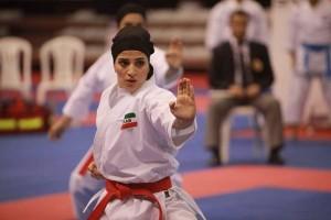 باز هم تیم کاتای دختران ایران فینالیست و حذف شد!