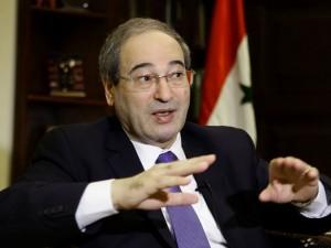 فیصل المقداد: اتاقهای عملیات تروریستها در اردن، عربستان و ترکیه است