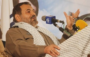 فیروزآبادی :توان نظامی ایران بیش از قدرت دفاعی آمریکا و اسرائیل است