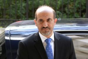 مدرک تحصیلی احمد الجربا جعلی است