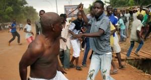 فرار هزاران مسلمان آفریقای مرکزی در پی نسلکشی مسیحیان