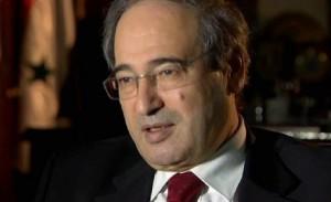 فیصل المقداد: جنگ سوریه با تروریسم جنگ برای جولان و فلسطین است