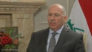 درخواست رئیس پارلمان عراق از اوباما در مورد منافقین