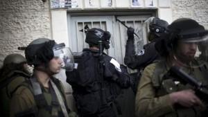 درگیری نیروهای مقاومت فلسطین با صهیونیستها در رامالله